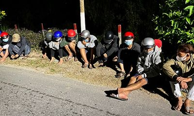 An Giang: Kịp thời ngăn chặn hơn 50 đối tượng có biểu hiện đua xe trái phép