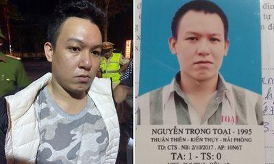 Chặn bắt đối tượng truy nã nguy hiểm tại Bình Thuận