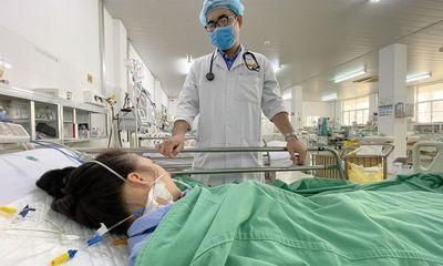 Cô gái bị suy đa tạng, phải lọc máu liên tục 56 giờ vì bị con vật này đốt vào chân