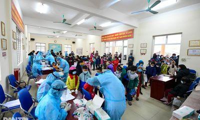 Điều chỉnh hình thức cách ly, học sinh trường tiểu học Xuân Phương có thể về nhà ăn Tết