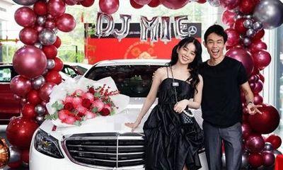 Hậu tin đồn chia tay, DJ Mie xuất hiện cùng Hồng Thanh đi đón
