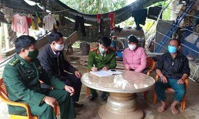 Quảng Bình: Truy tìm 2 thanh niên nhập cảnh trái phép bỏ trốn