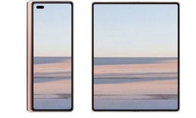 Tin tức công nghệ mới nóng nhất hôm nay 5/2: Smartphone màn hình gập Huawei Mate X2 lộ ảnh render sắc nét