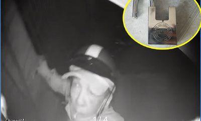 Tin tức pháp luật mới nhất ngày 6/2: Gã trộm liều lĩnh chỉnh camera rồi đột nhập lấy tài sản