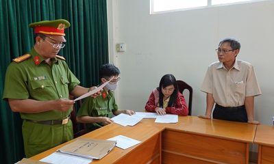 Vì sao Phó chi cục Thuế TP Phan Thiết bị khởi tố?