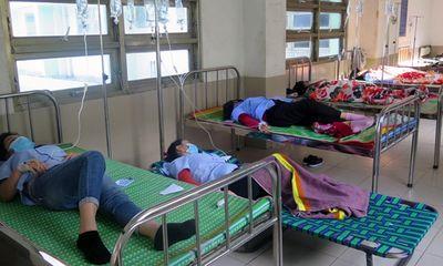 Vụ 80 công nhân ngộ độc tại Phú Yên: Món nấm xào sả ớt được xác định là