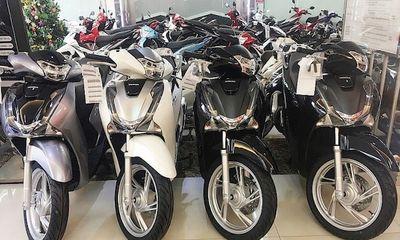 Bảng giá xe máy Honda tháng 2/2021: Nhiều dòng xe trên đà tăng