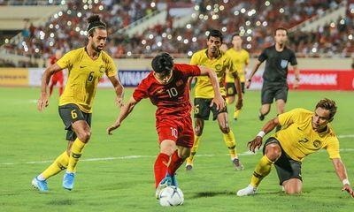 Vòng loại World Cup 2022: Trận Việt Nam - Malaysia tiếp tục bị hoãn do COVID-19