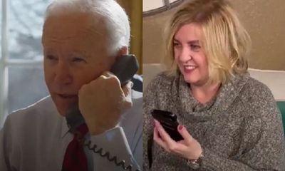 Tổng thống Biden chủ trì cuộc trò chuyện trực tiếp đầu tiên với người Mỹ