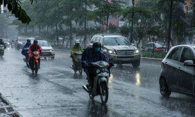 Chiều tối nay (8/2), Hà Nội có mưa rào