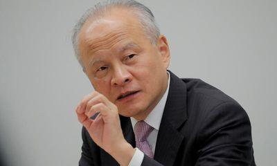 Đại sứ Trung Quốc bất ngờ đề xuất WH nên đến Mỹ điều tra nguồn gốc COVID-19