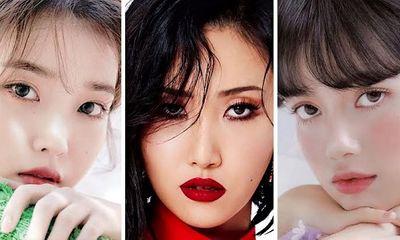 Top 10 nữ thần tượng Kpop được tìm kiếm nhiều nhất trên Youtube năm 2020