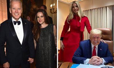 Ivanka Trump và Ashley Biden: Hai ái nữ tổng thống Mỹ khác biệt nhau thế nào?