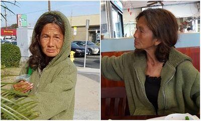 Xót xa hình ảnh ca sĩ nổi tiếng làng hải ngoại Kim Ngân sống lang thang, ăn xin tại Mỹ