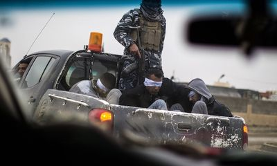 Iraq treo cổ 5 phần tử có liên quan tới tổ chức khủng bố