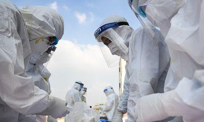 Sáng 29 Tết, Việt Nam ghi nhận 1 ca nhiễm COVID-19 trong cộng đồng, chữa khỏi cho 1.474 người