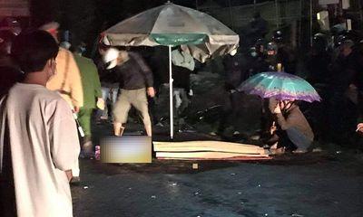 Xe máy tông nhau kinh hoàng đêm 28 Tết, 2 thanh niên tử vong thương tâm