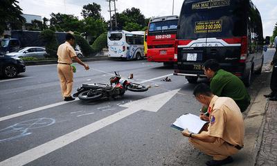 16 người chết do tai nạn giao thông ngày 30 Tết