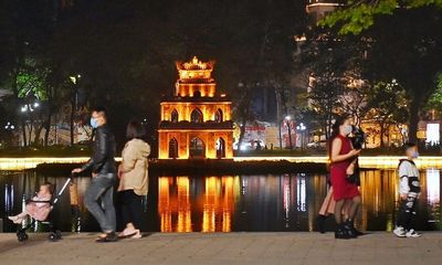 Đêm 30 Tết đặc biệt tại Hà Nội