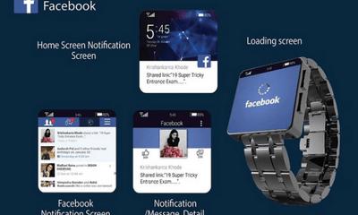 Tin tức công nghệ mới nóng nhất hôm nay 14/2: Facebook đang phát triển smartwatch chạy Android