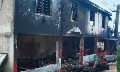 Vụ cháy nhà mùng 1 Tết, bé trai tử vong thương tâm: Chủ tịch xã hé lộ nguyên nhân không ngờ