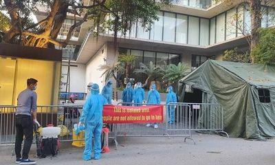 Bệnh nhân COVID-19 người Nhật tử vong trong khách sạn do suy hô hấp