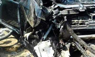Tai nạn liên hoàn ở Bình Định khiến 3 người chết, 2 người bị thương