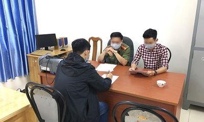 Học sinh lớp 10 làm giả văn bản của UBND tỉnh Lâm Đồng