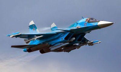 """Sức mạnh của """"Vịt con địa ngục"""" Su-34 khiến khủng bố Syria kinh hồn bạt vía"""