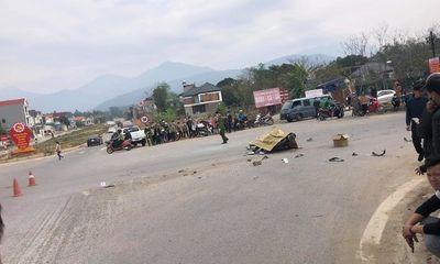 Tin tai nạn giao thông ngày 19/2: Tông vào ô tô, thanh niên Vĩnh Phúc tử vong tại chỗ