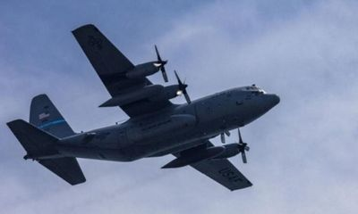 Tin tức quân sự mới nhất ngày 18/2: Rơi máy bay quân sự Mỹ, thiệt hại khoảng 21 trệu USD