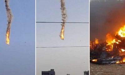Tình hình chiến sự Syria mới nhất ngày 18/2: Hệ thống điện tử huyền thoại của Nga khiến 2 UAV Mỹ đâm nhau