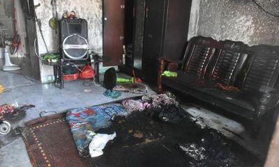 Vụ gã đàn ông khóa cửa, tạt xăng đốt 2 mẹ con người tình: Hé lộ nguyên nhân