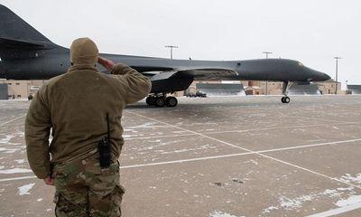 Không quân Mỹ cho