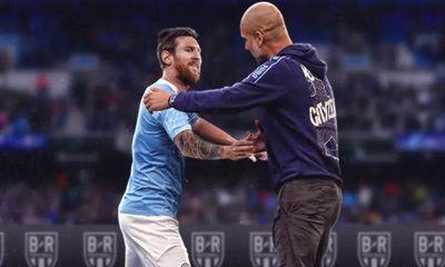 Man City bác thông tin chi 430 triệu bảng để có Messi