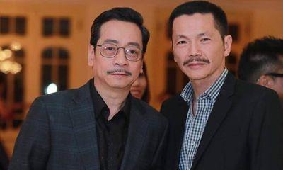 NSND Trung Anh diễn tiếp vai của NSND Hoàng Dũng trong