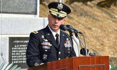 Điều tra tướng Mỹ về hành vi tấn công tình dục