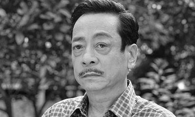 NSND Công Lý, Việt Anh và dàn nghệ sĩ đến tiễn đưa NSND Hoàng Dũng