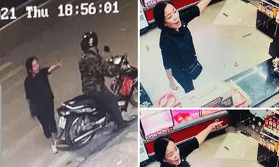 Quảng Ninh: Xử phạt người không đeo khẩu trang, ném đồ dùng sát khuẩn của cửa hàng