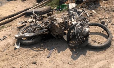 Tin tai nạn giao thông ngày 21/2: Va chạm ôtô đầu kéo, người phụ nữ tử vong tại chỗ