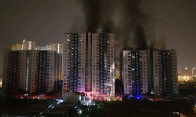 Vì sao Công an TP.HCM phục hồi điều tra vụ cháy chung cư Carina làm 13 người chết?