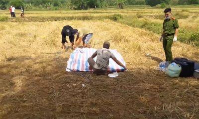 Vụ thi thể cụ ông bán vé số bên ruộng lúa: Hành trình ngày đêm truy tìm dấu vết nghi phạm