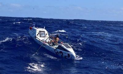 Người phụ nữ trẻ nhất vượt Đại Tây Dương một mình