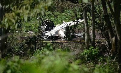 Rơi máy bay quân sự tại Mexico, ít nhất 6 binh sỹ thiệt mạng