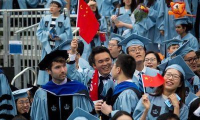 Lý do gì khiến các bậc phụ huynh Trung Quốc muốn cho con đi du học từ nhỏ?
