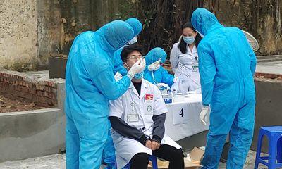 Việt Nam không có ca mắc COVID-19 mới vào sáng đầu tuần, chữa khỏi 1.717 bệnh nhân