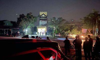 Án mạng tại quán karaoke ở Hòa Bình khiến 3 người tử vong