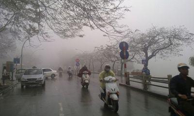 Tin tức dự báo thời tiết mới nhất hôm nay 24/2/2021: Hà Nội sáng sớm có sương mù