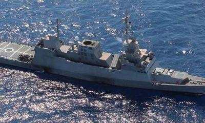 Tin tức quân sự mới nhất ngày 23/2: Tàu chiến Israel bất ngờ bị tấn công