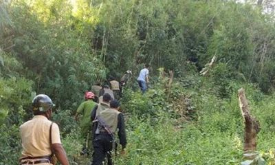 Vụ 4 người bị đâm trọng thương ở Lạng Sơn: Xuyên đêm truy bắt nghi phạm trốn trong rừng